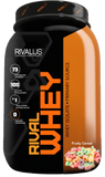 Rival Whey 100% Whey Protein - The Breakfast Flavors - by RIVALUS