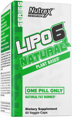 Lipo 6 Natural by Nutrex Research