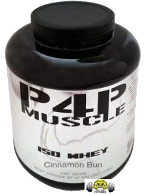 Iso-Whey Protein by P4P Muscle
