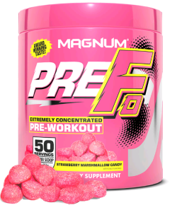 Pre-Fo Extreme Concentrated Pre-Workout by Magnum Supps (Nutraceuticals)
