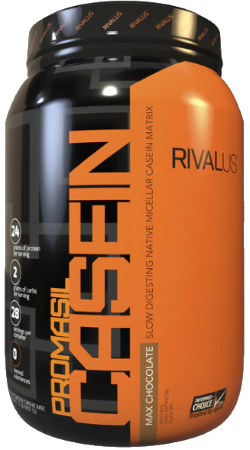 Promasil Casein Protein by RivalUS