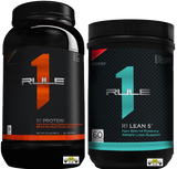 Rule 1 Weight Loss Combo Deal From Rule 1 Proteins