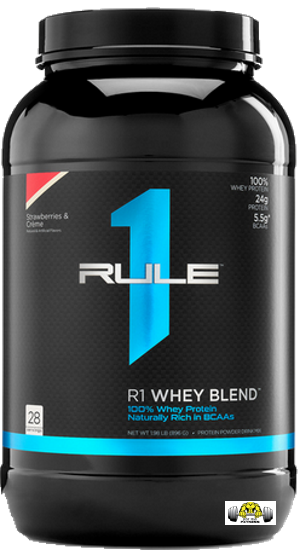 R1 Whey Blend by Rule 1 Proteins