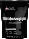 R.A.W. Clean Weight Gainer Protein by Silverstar Nutrition