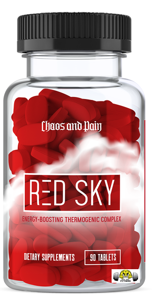 Red Sky Quick Release Fat Burner – Chaos & Pain