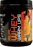 Rival Whey Warm Ups by RIVALUS