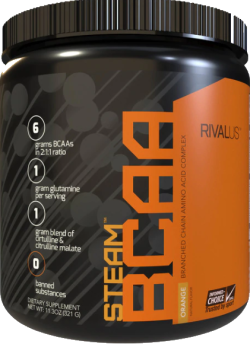 Steam BCAA by RIVALUS