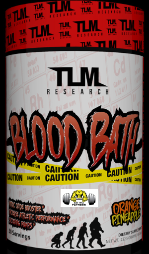 Blood Bath by TLM Research