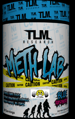 Meth Lab by TLM Research