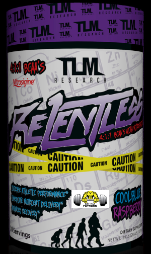 Relentless by TLM Research
