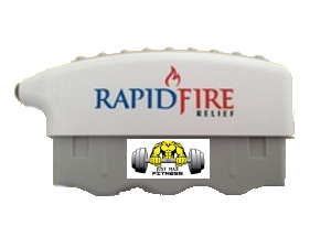Trigger Point Massage Tool by Rapid Fire Relief
