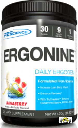 Ergonine - The Daily Staple Supplement by PEScience