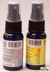 Natural Pain Relief Spray by Rapid Fire Relief