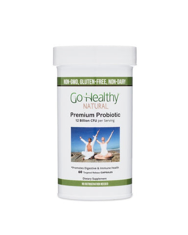 Probiotic with Prebiotic