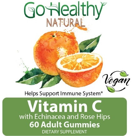 Vitamin C with Rose Hips Gummy