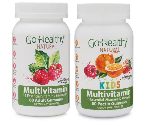 On The Go Multivitamins
