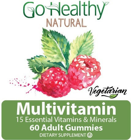 Mens Gummy Vitamin