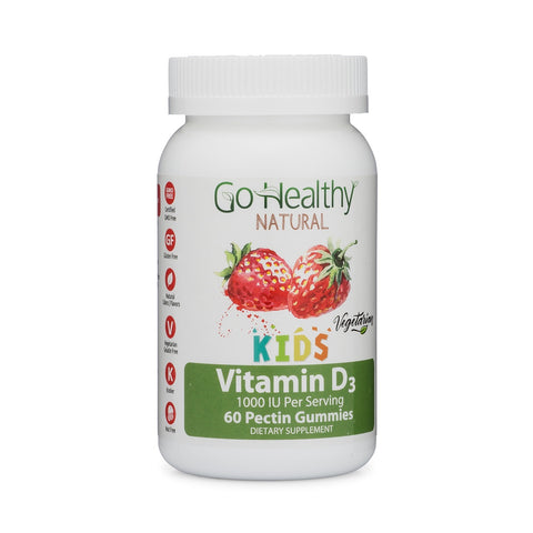 Kids Vitamin D Gummy