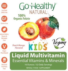 Liquid Multivitamin Kids Vegan