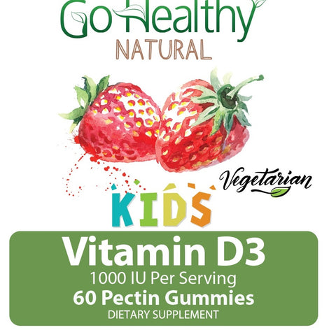 Vitamin D Gummies for Kids