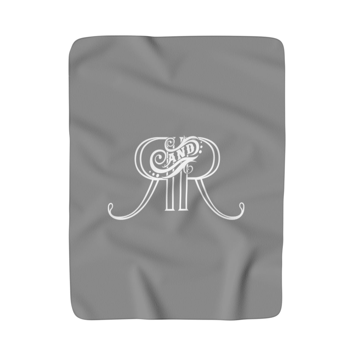 Relics and Rarities - Sherpa Fleece Blanket (Ash)