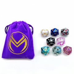 Critical Role Vox Machina d20 Dice Set