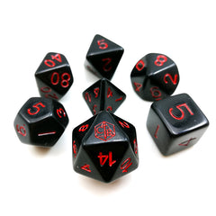 Critical Role Dice Set