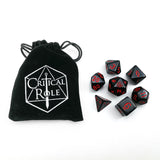 (PRESALE) Critical Role Dice Set