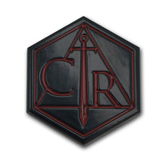 Critical Role Logo Enamel Pin