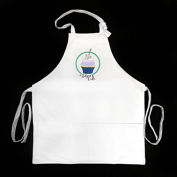 (PREORDER) Critical Role Slayer's Cake Apron