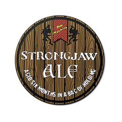 Critical Role Strongjaw Ale Coaster Set