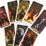 Critical Role Major Arcana Tarot Card Set