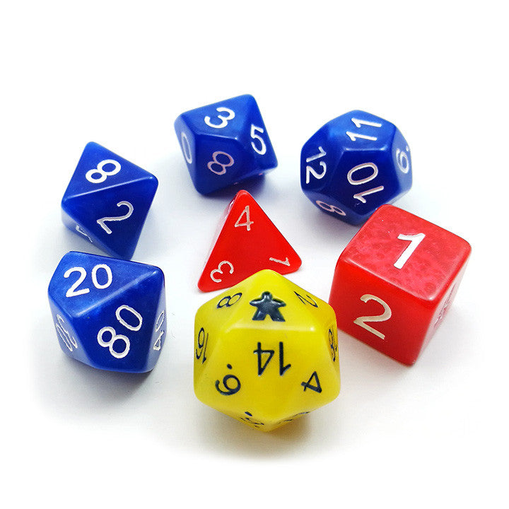 International Tabletop Day Dice Set
