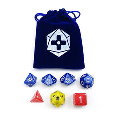 Geek and Sundry Dice Set