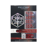 Critical Role Red Nail Wraps