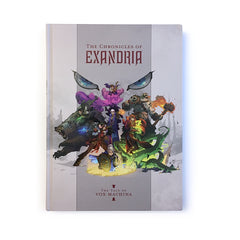 The Chronicles of Exandria: The Tale of Vox Machina Art Book Standard Edition
