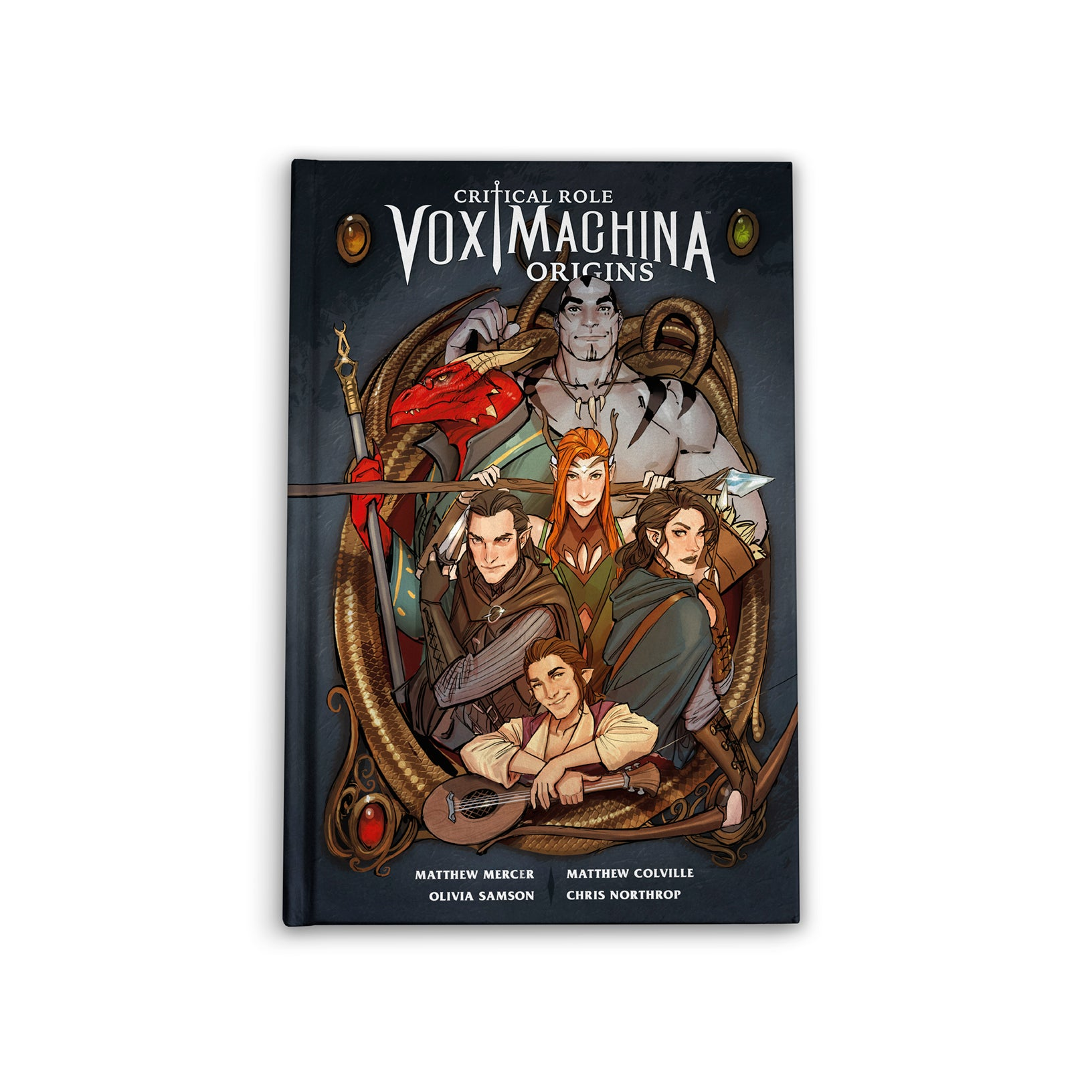 Critical Role Vox Machina Origins Graphic Novel - Standard Edition