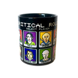 Critical Role 8-Bit Cast Mug