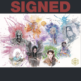 (PREORDER) Critical Role 100th Episode David Mack Art Print SIGNED