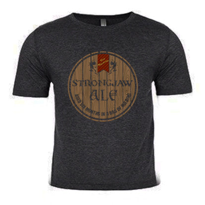 Critical Role Strongjaw Ale shirt