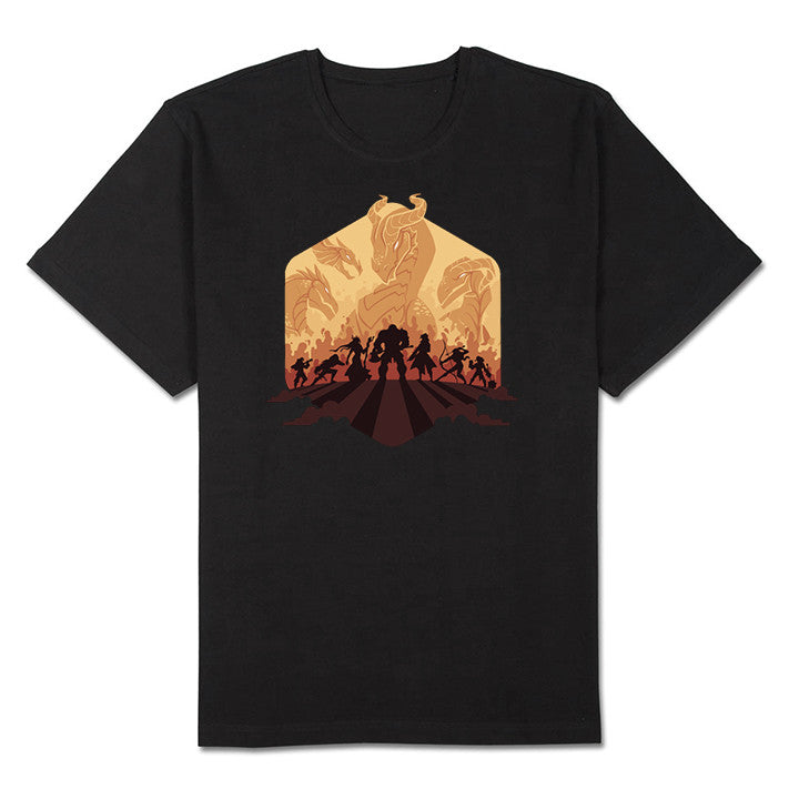Critical Role 'Against the Chroma Conclave' Contest Winner Shirt