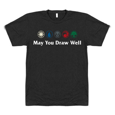 'May You Draw Well' Spellslingers Shirt