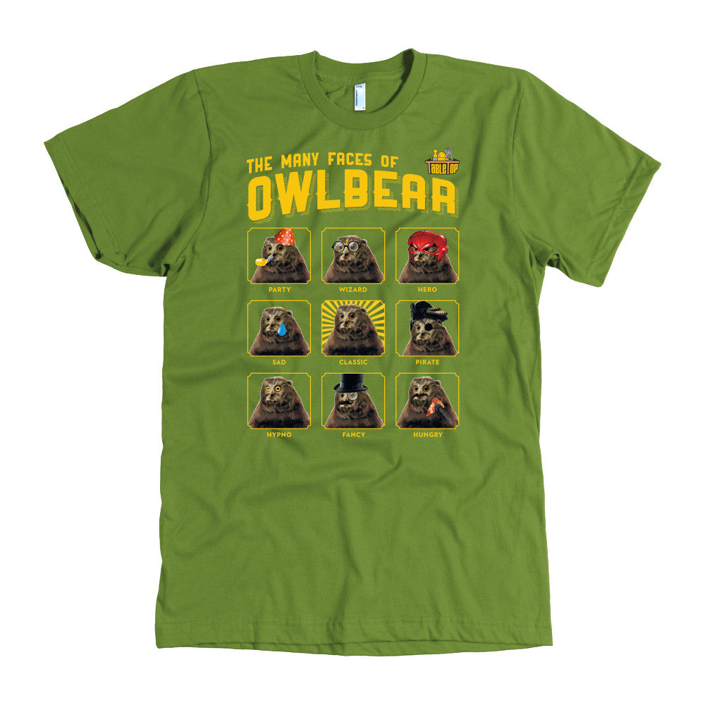 TableTop Owlbear T-Shirt