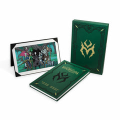 Critical Role Vox Machina Origins Graphic Novel - Deluxe Limited Edition