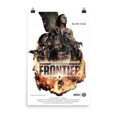We're Alive Frontier - Official Season 1 Poster