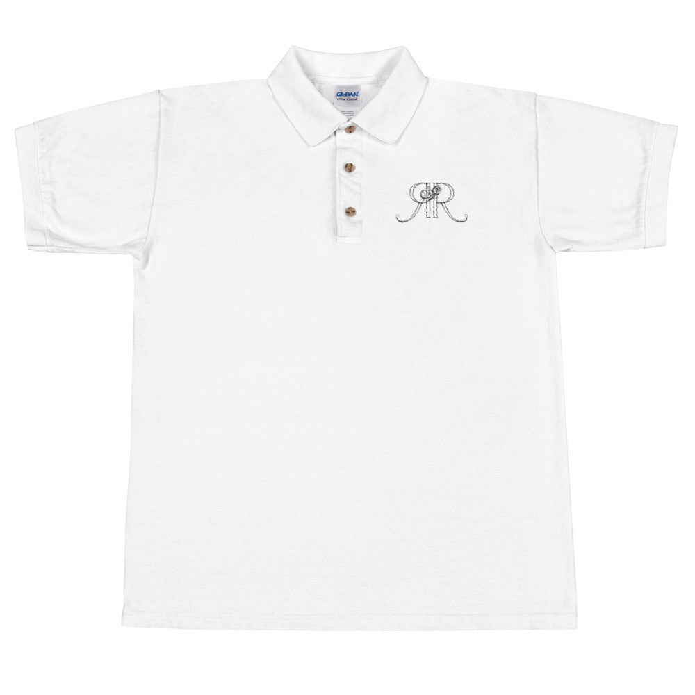 Relics and Rarities - Embroidered Polo Shirt