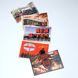 We're Alive Frontier - Set of 5 Post Cards