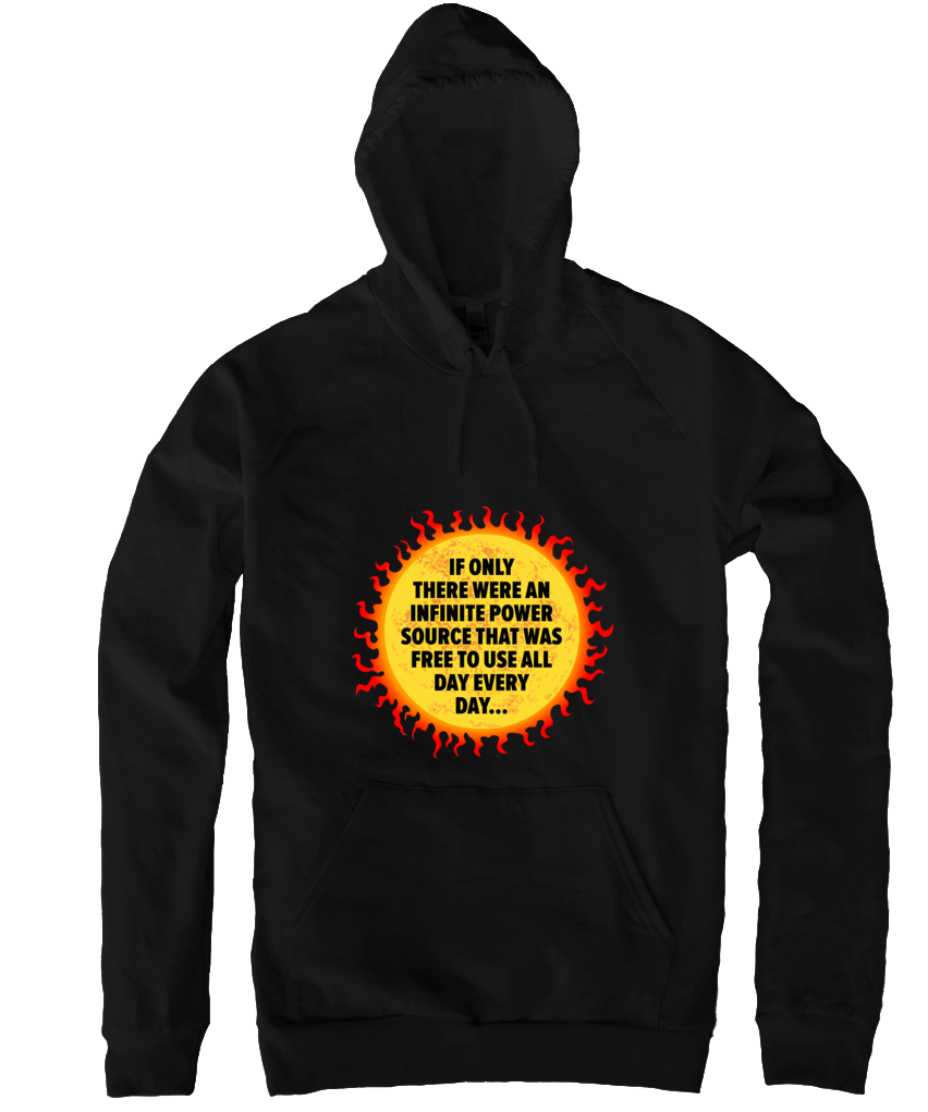 Infinite Power Source - Hoodie