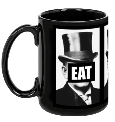 Eat The Rich Mug