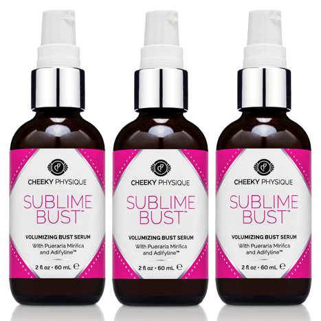 Sublime Bust  - Volumizing Bust Serum (Buy 2 Get 1 Free)